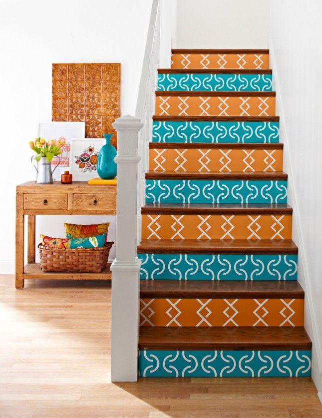 Stair Stencyls