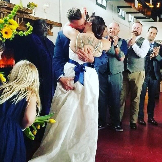 Scott's Addition Wedding