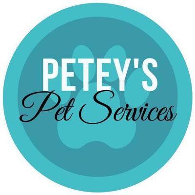 Avatar for PETEY'S Pet Services, LLC Lenexa, KS Thumbtack
