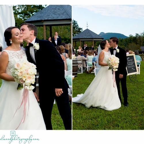 Greensboro nc wedding photographers hazelwood photography