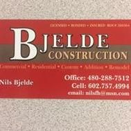 Avatar for Bjelde Construction LLC Mesa, AZ Thumbtack