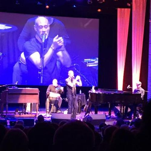 Marc Cohn Concert at The Egyptian Theatre