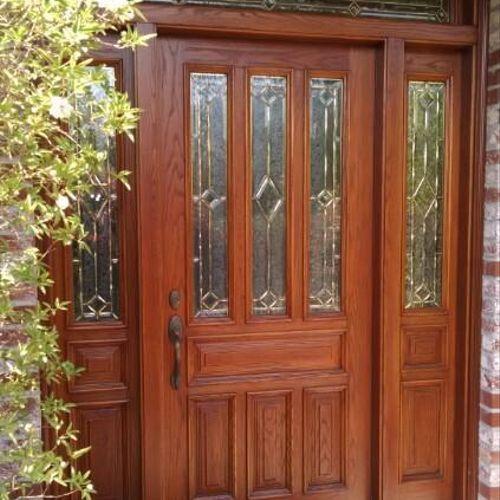 Full strip and door restore