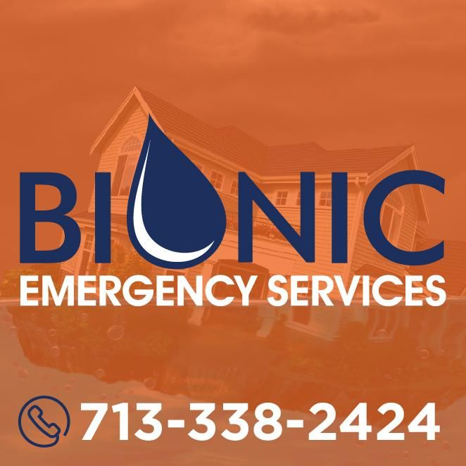 Water Damage Experts - BIONIC Emergency Services