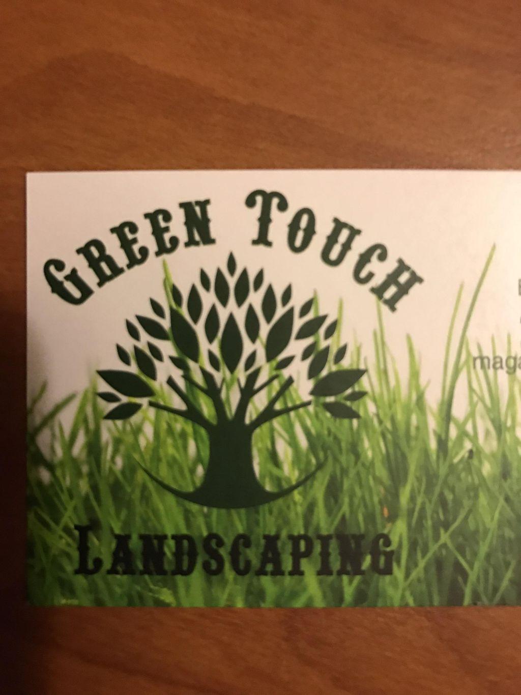 Green Touch Gardening