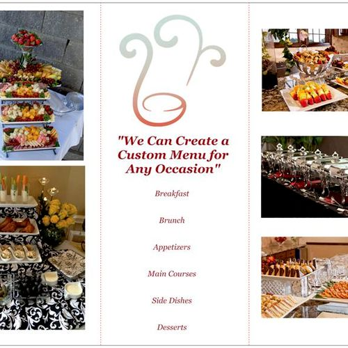 For all your Catering Needs contact Queenie's Delectable Delights at 281-608-8216 or Visit us at www.queeniesdelectabledelights.com~ Let us Design your Next Tasteful Experience!