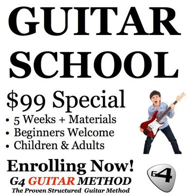 Avatar for G4 Guitar School Pittsburgh
