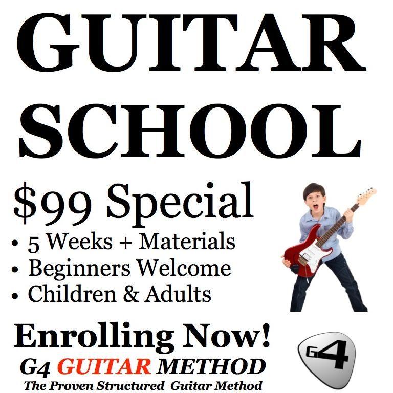 G4 Guitar School Pittsburgh