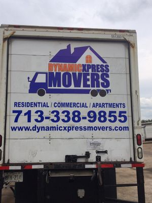 Avatar for Dynamic Xpress Movers Houston, TX Thumbtack