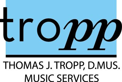 Avatar for Thomas J Tropp, D.Mus. Music Services