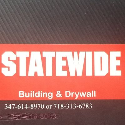 Avatar for Statewide building & Construction corp