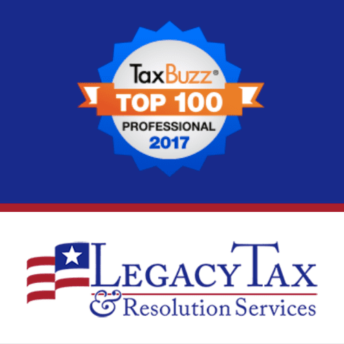 Tax Buzz Top Professional