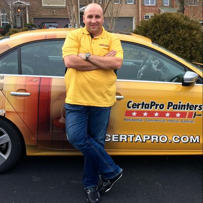 Avatar for CertaPro Painters of Dunwoody Atlanta, GA Thumbtack