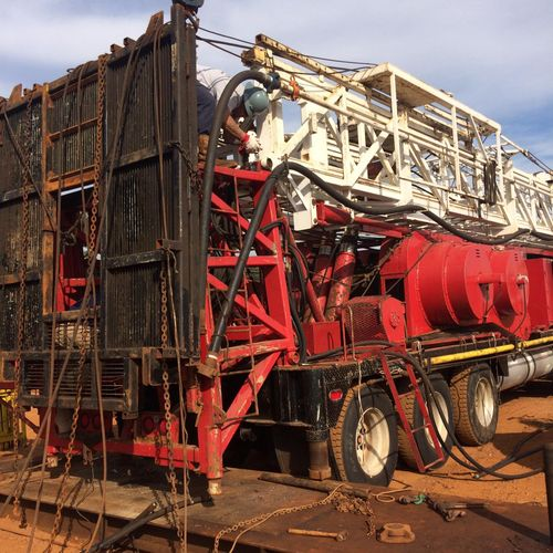 Drilling rig repairs