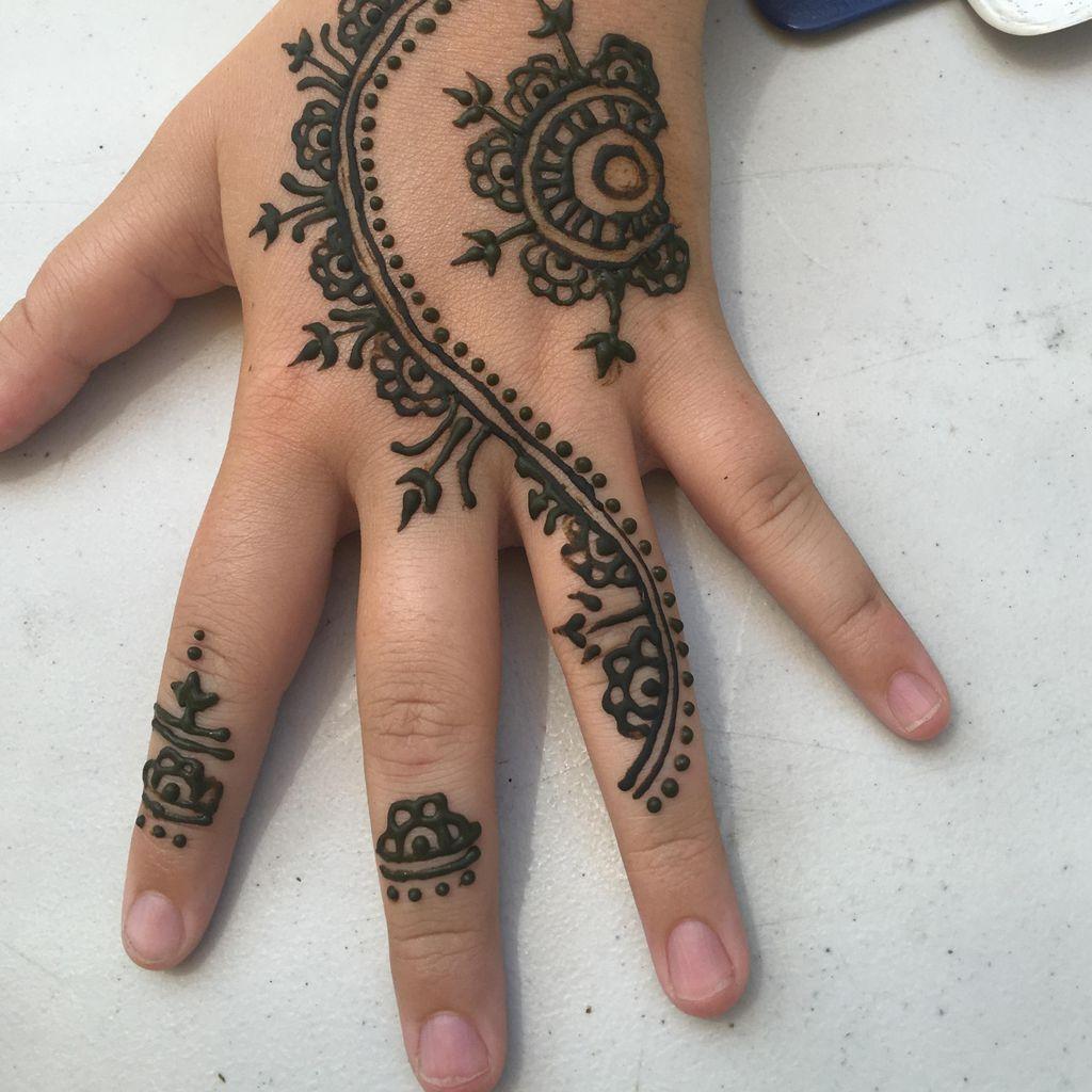 Henna by Stephanie