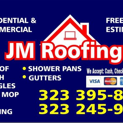 Avatar for J&M ROOFING Los Angeles, CA Thumbtack