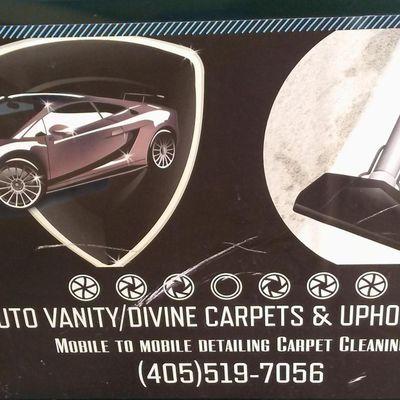 Avatar for Auto Vanity/Divine Carpets & Upholstery Oklahoma City, OK Thumbtack