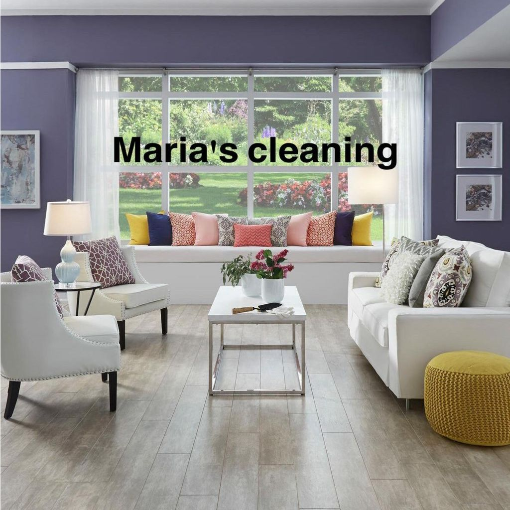 Maria's cleaning