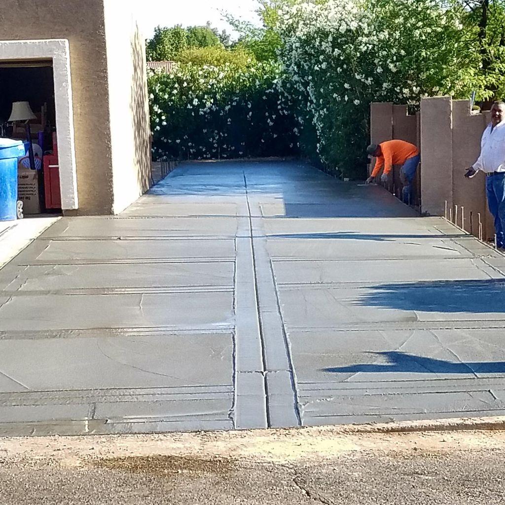 JM Concrete Pros