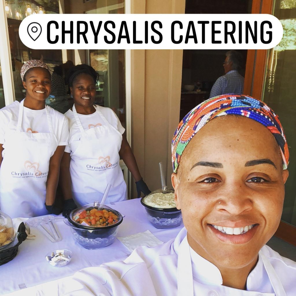 Chrysalis Catering - Tameeka Gilchrist