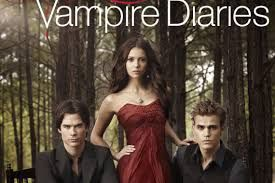 Tracy Pfau has worked on The Vampire Diaries!