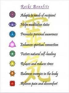 Reiki Healing Benefits