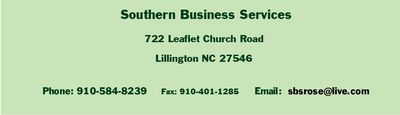 Avatar for Southern Business Services Lillington, NC Thumbtack