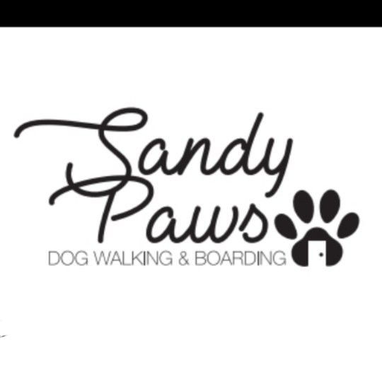 Sandy paws dog walking and boarding