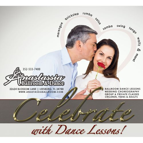 Celebrate with online ballroom dance lessons!
