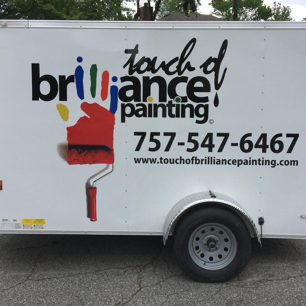 Touch of Brilliance Painting, LLC