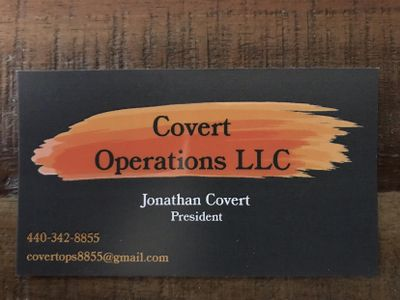 Avatar for Covert Operations LLC Stow, OH Thumbtack