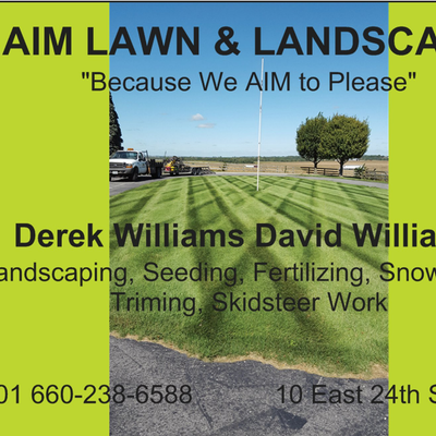 Avatar for AIM Lawn & Landscaping Higginsville, MO Thumbtack