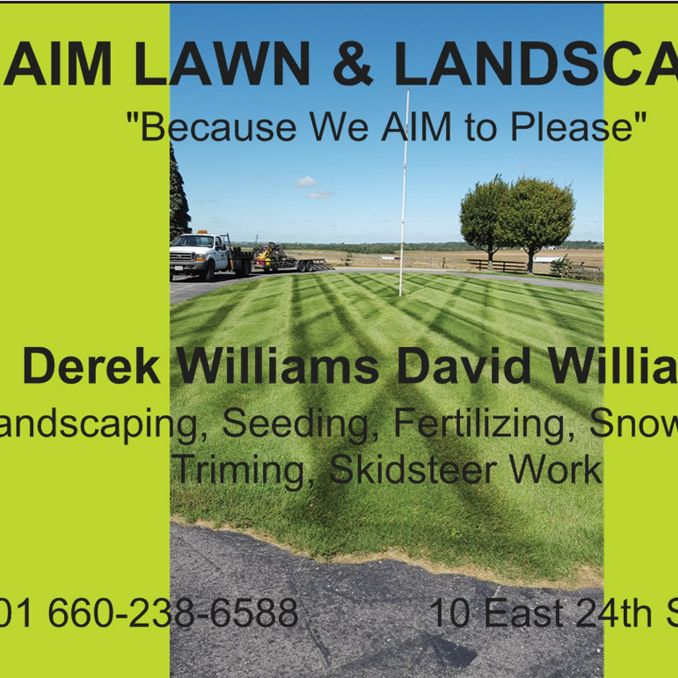 AIM Lawn & Landscaping