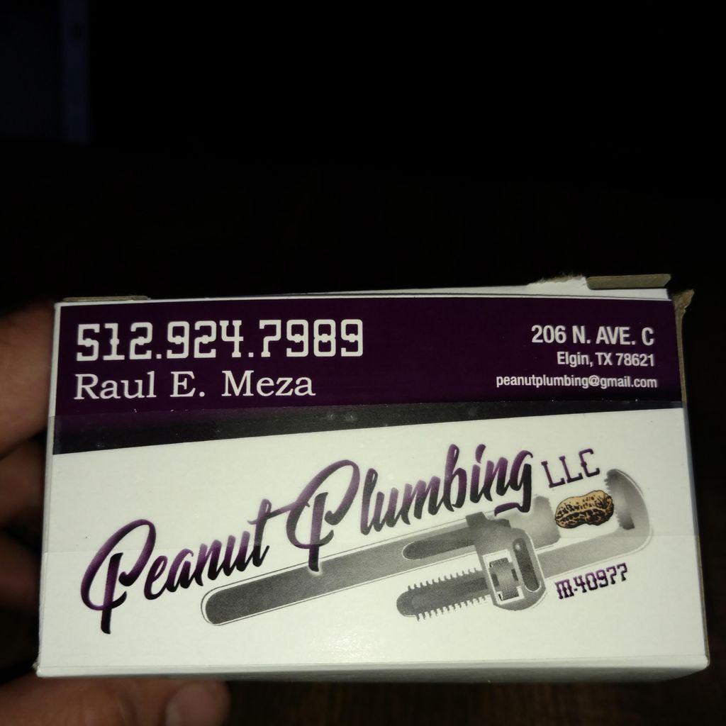Peanut Plumbing