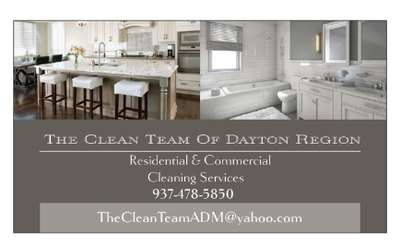 Avatar for The Clean Team Of Dayton Region LLC Dayton, OH Thumbtack