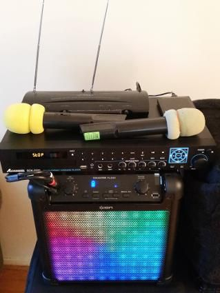 My Mini system rental package