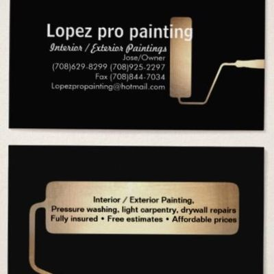 Avatar for Lopez pro painting