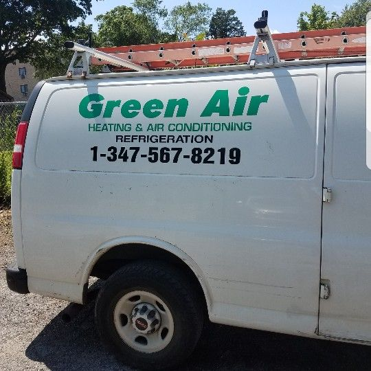 Green air -Heating and Cooling