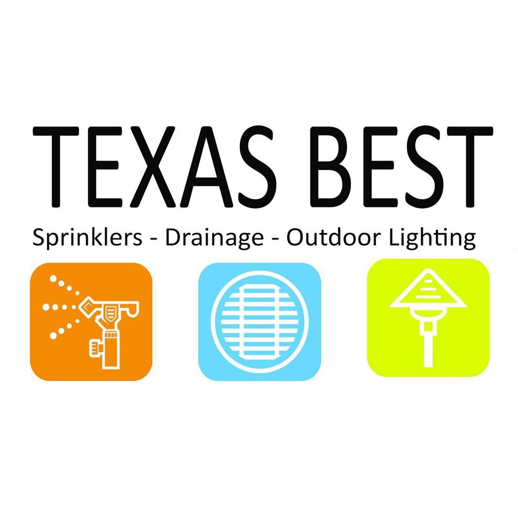 Texas Best Sprinklers, Drainage, And Lighting LLC