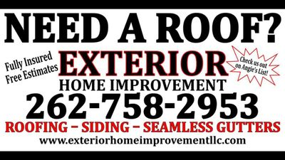 Avatar for Exterior home improvement Twin Lakes, WI Thumbtack