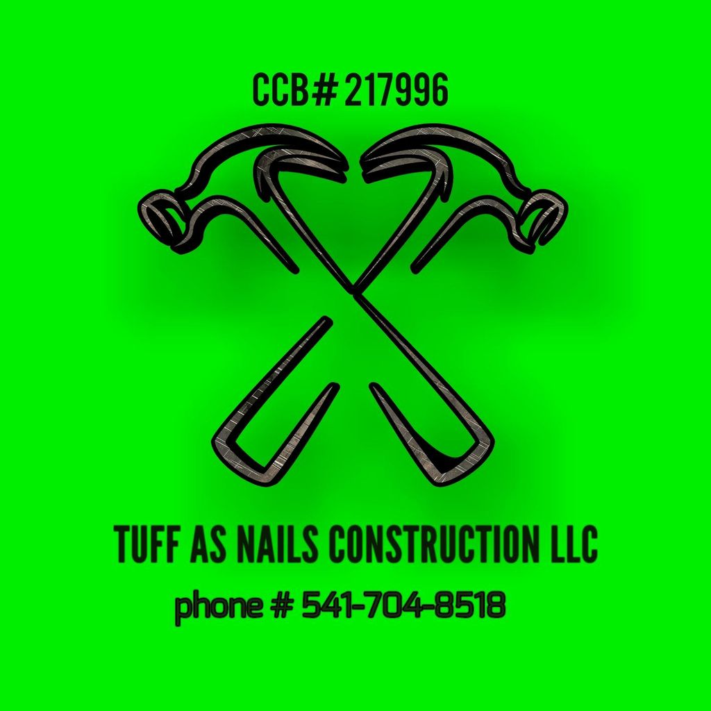 TUFF AS NAILS CONSTRUCTION & HOME INSPECTIONS  LLC