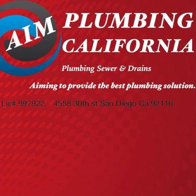 Avatar for Aim Plumbing California