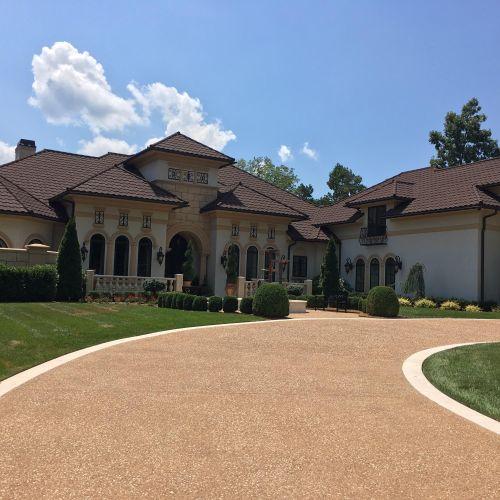 Gerard Barrel Tile roof in Lenoir City, TN