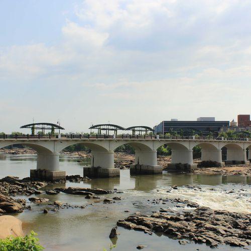 Columbus Georgia Walking Bridge