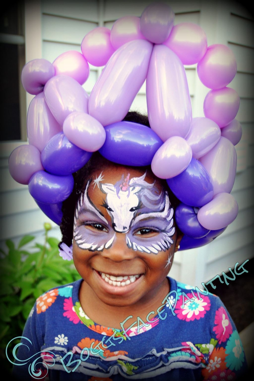 Mrs. Boggs Face Painting, Balloon Twisting, & A...