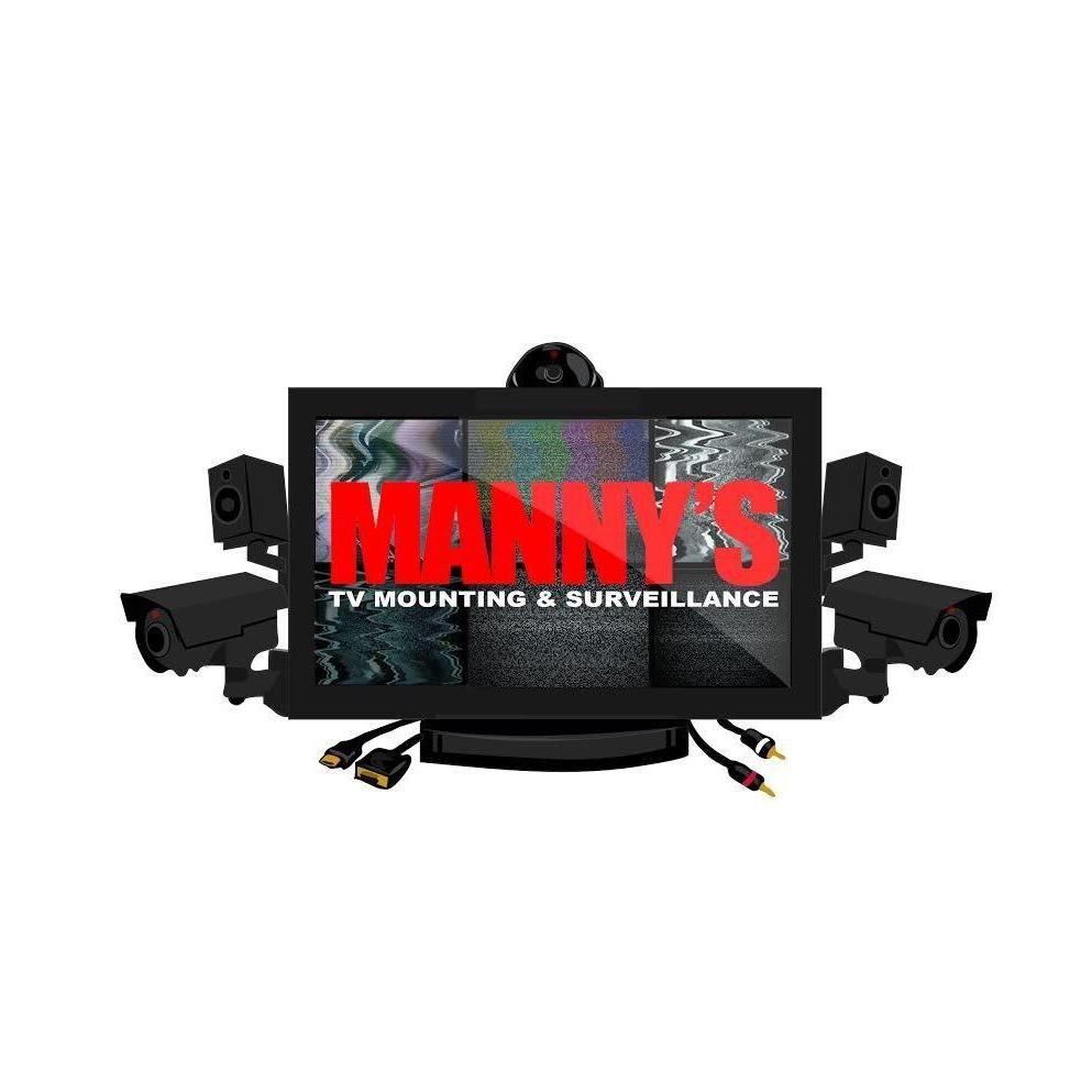 Manny's TV Mounting & Surveillance