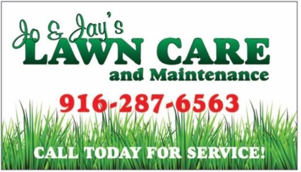 Jo & Jay's Lawn Care & Maintenance