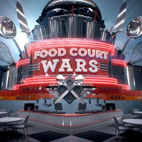 The winner of Food Court Wars on Food Network