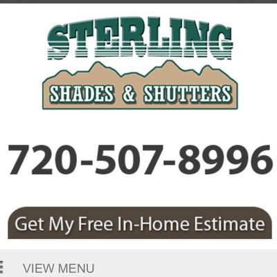 Avatar for Sterling Shades and Shutters