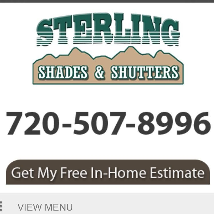 Sterling Shades and Shutters